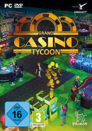 Grand Casino Tycoon