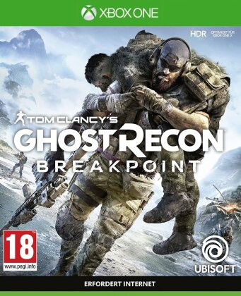 Tom Clancy`s Ghost Recon - Breakpoint
