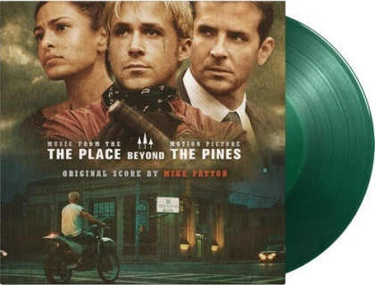 Mike Patton (Faith No More, Mr. Bungle) - Place Beyond The Pines - OST (2021 Reissue, Music On Vinyl, Limited to 1000 Copies, Translucent Green Vinyl, LP)