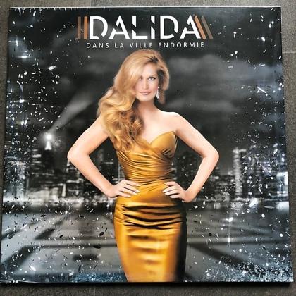 Dalida - Dans La Ville Endormie (LP)
