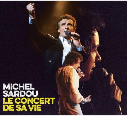 Michel Sardou - Le Concert De Sa Vie (3 CDs)