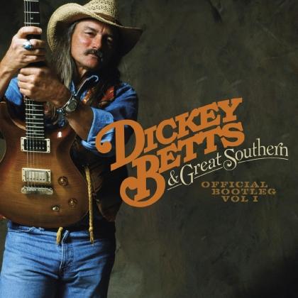 Dickey Betts - Official Bootleg Vol.1 (2 CDs)