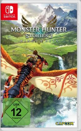 Monster Hunter Stories 2 - Wings of Ruin (German Edition)