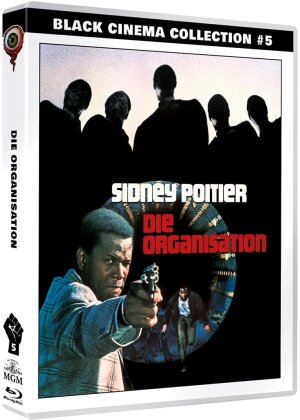 Die Organisation (1971) (Black Cinema Collection, Uncut)