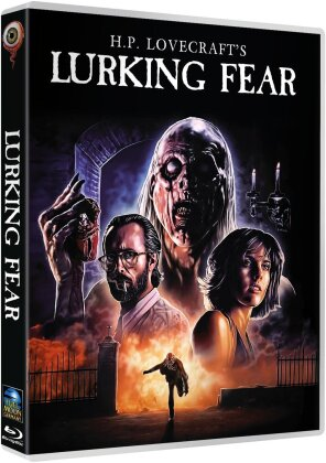 Lurking Fear (1994) (Dual Disc, Uncut, Blu-ray + DVD)
