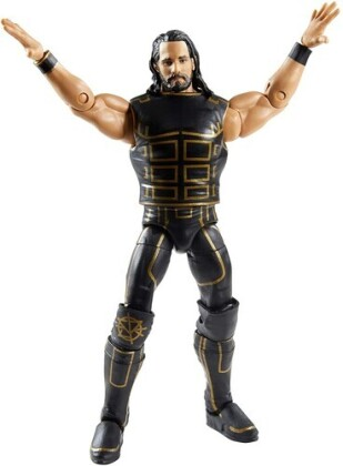 WWE - Wwe Elite Collection Fan Takeover Seth Rollins