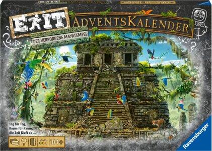 EXIT Adventskalender - Der verborgene Mayatempel (Spiel)