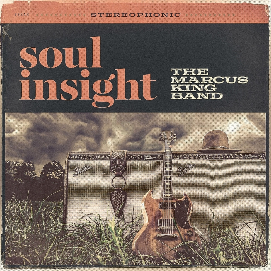 Marcus King Band - Soul Insight (2021 Reissue, Concord Records)
