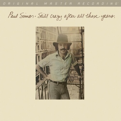 Paul Simon - Still Crazy After All These Years (2021 Reissue, Mobile Fidelity, Limited Edition, Hybrid SACD)