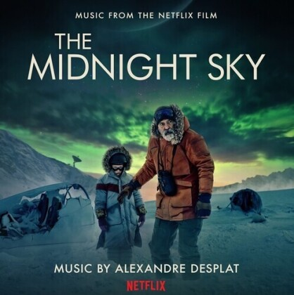 Alexandre Desplat - Midnight Sky - OST