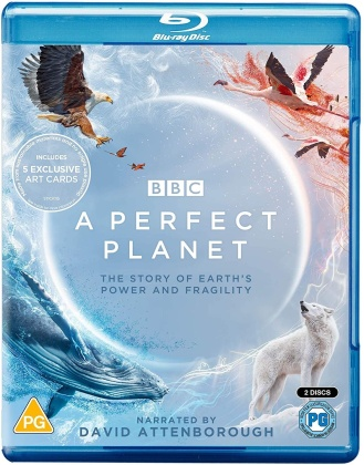 A Perfect Planet (BBC, 2 Blu-ray)