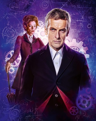 Doctor Who - Series 8 (Steelbook)