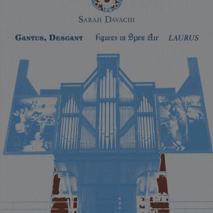 Sarah Davachi - Cantus Figures Laurus (Limited Edition, 5 CDs)