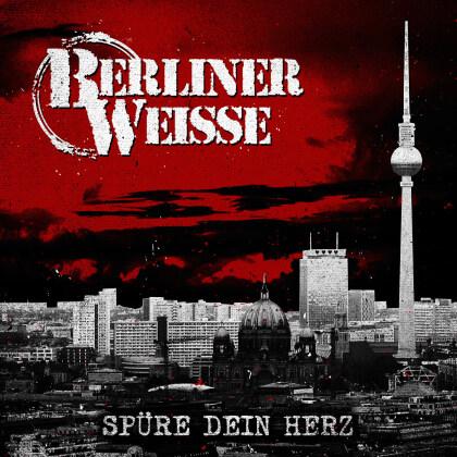 Berliner Weisse - Spüre Dein Herz (Limited Edition, Picture Disc, 2 LPs)