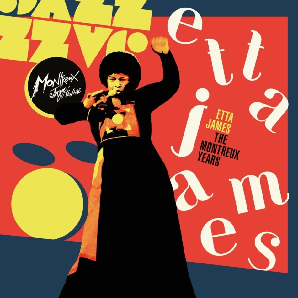 Etta James - The Montreux Years (2 LPs)