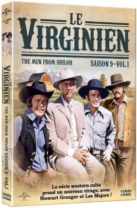 Le Virginien - Saison 9 - Vol. 1 (4 DVDs)
