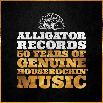 50 Years Of Genuine Houserockin' Music - Alligator Records (3 CDs)
