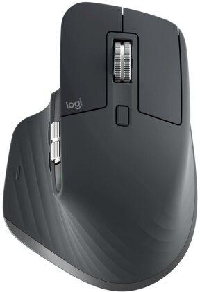 LOGITECH MX Master 3 Advanced Wireless Mouse - GRAPHITE - 2.4GHZ/BT