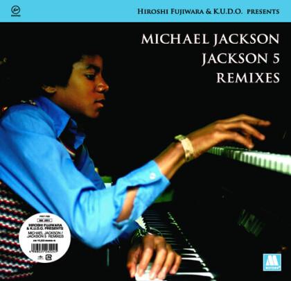 Hiroshi Fujiwara & K.U.D.O. - Michael Jackson / Jackson 5 Remixes (Japan Edition, LP)