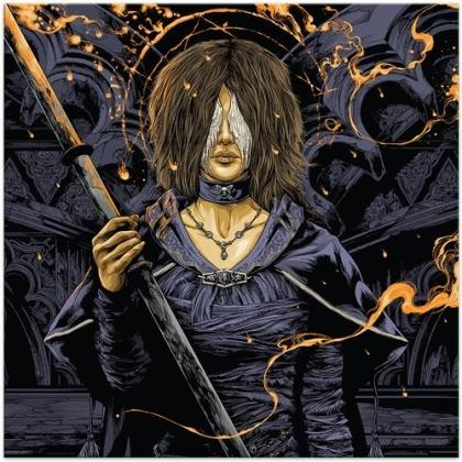 Shunsuke Kida - Demon's Souls - OST (Gatefold, Black & Blue Vinyl, 2 LPs)