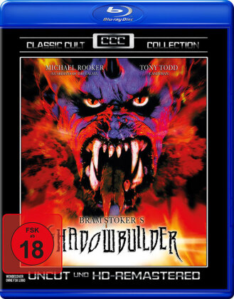 Bram Stoker's Shadowbuilder (1998) (HD-Remastered, Classic Cult Collection, Uncut)