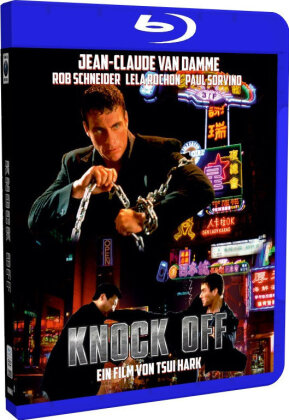 Knock Off (1998) (Limited Edition, Uncut, Blu-ray + DVD)