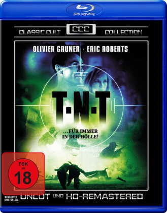 T.N.T. - ... für immer in der Hölle! (1996) (HD-Remastered, Classic Cult Collection, Uncut)