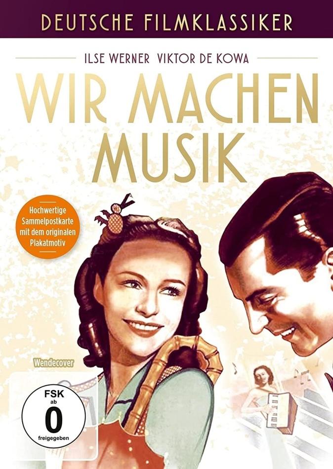Wir machen Musik (1942) (Deutsche Filmklassiker)