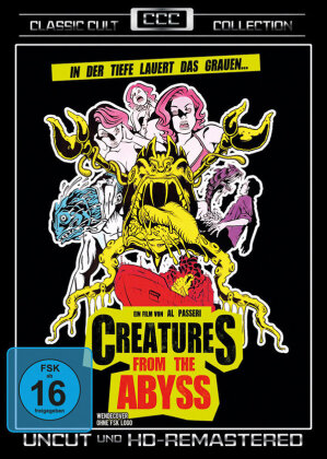 Creatures from the Abyss (1994) (HD-Remastered, Classic Cult Collection, Uncut)