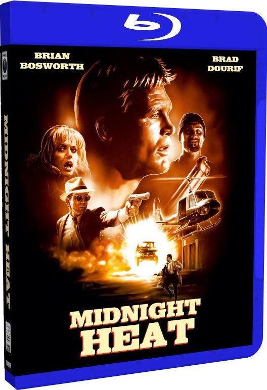 Midnight Heat (1996) (Limited Edition, Uncut, Blu-ray + DVD)