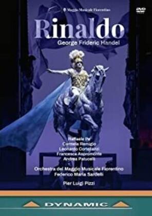 Orchestra del Maggio Musicale Fiorentino, Federico Maria Sardelli, … - Rinaldo (Dynamic)