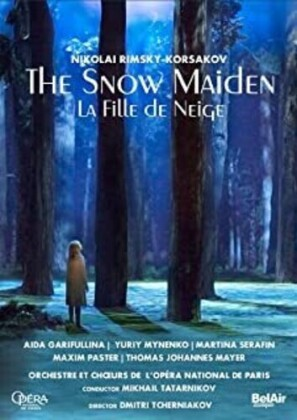 Rimsky-Korsakov, N. - Snow Maiden - La Fille De Neige (2 DVDs)