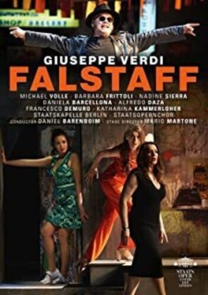 Staatsopernchor, Daniel Barenboim, … - Falstaff