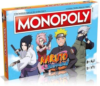 Monopoly - Naruto (FR / DE)