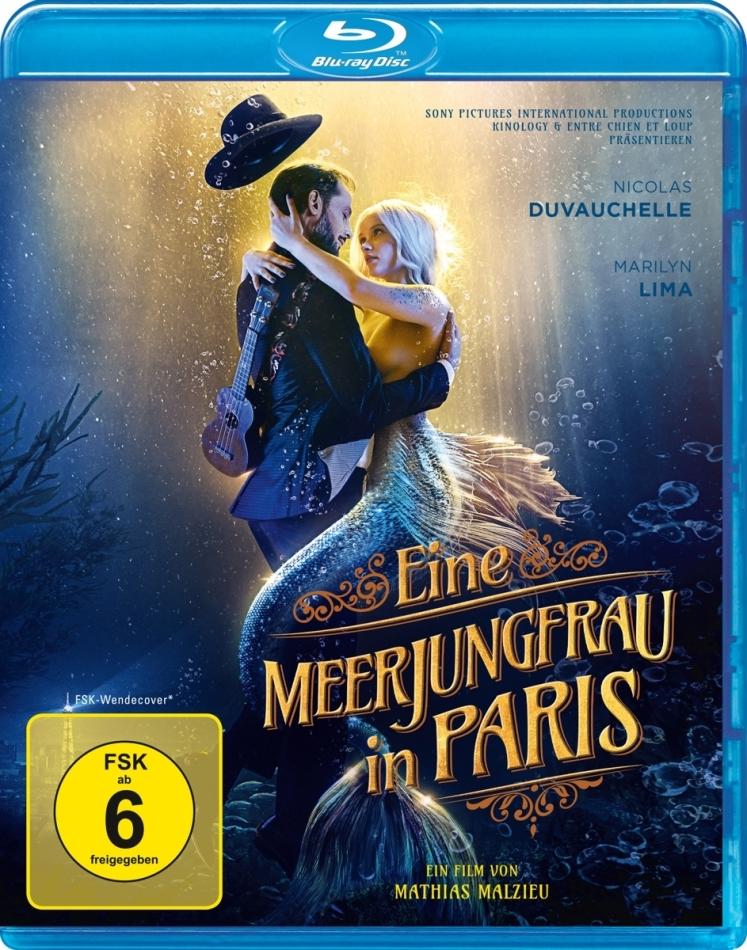Eine Meerjungfrau in Paris (2020)