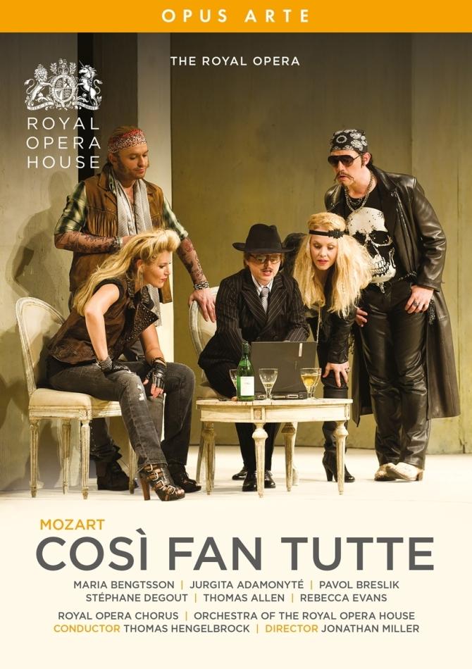 Orchestra of the Royal Opera House & Royal Opera Chorus - Così Fan Tutte - Mozart