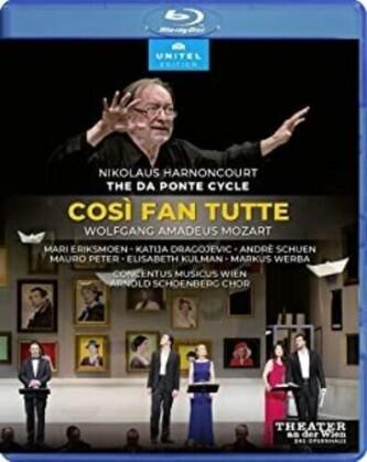 Mozart / Arnold Schoenberg Chor - Cosi Fan Tutte