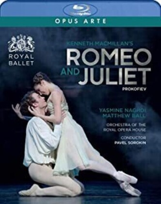 The Royal Ballet, Orchestra of the Royal Opera House, … - Romeo and Juliet (Opus Arte)