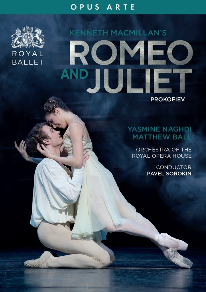 Royal Ballet - Romeo and Juliet - Prokofiev / Sorokin