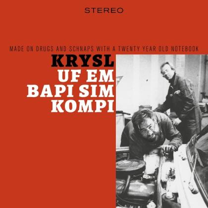 Krysl - Uf Em Bapi Sim Kompi (LP)