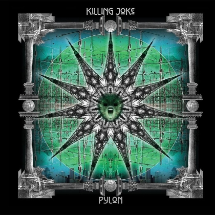 Killing Joke - Pylon (2021 Reissue, Deluxe Edition, 2 CD)