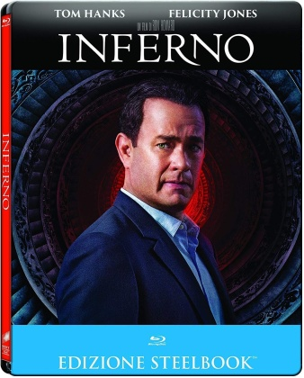 Inferno (2016) (Steelbook Edition)