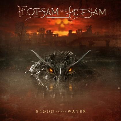 Flotsam & Jetsam - Blood In The Water (Digipack)