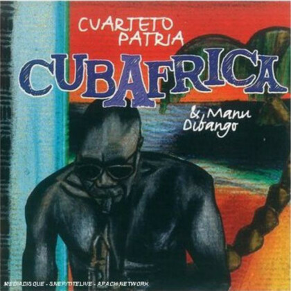 Manu Dibango & El Cuarteto Patria - CubAfrica (RSD 2021, 2 LPs)