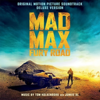 Tom Holkenborg (Junkie XL) - Mad Max: Fury Road - OST (cd on demand, Deluxe Edition, 2 CD)