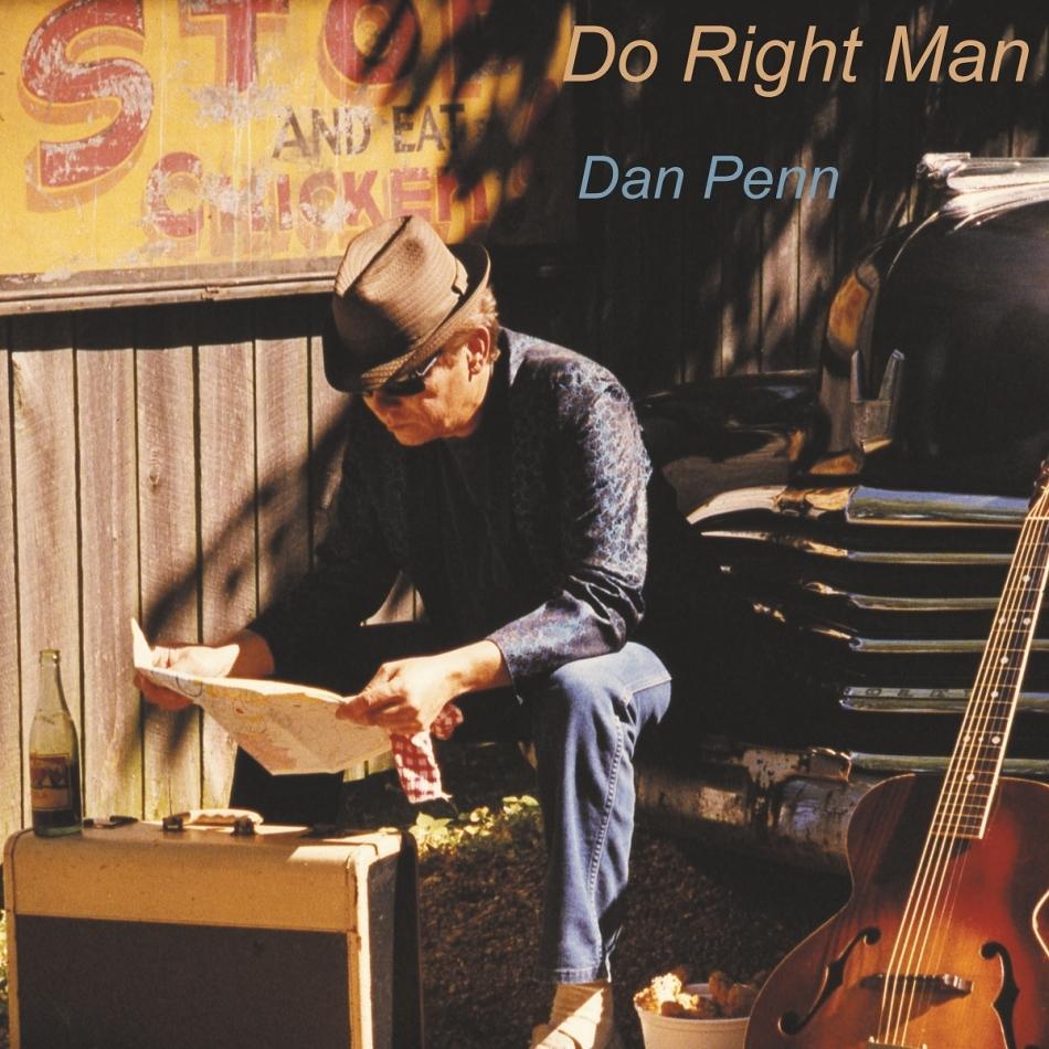Dan Penn - Do Right Man (2021 Reissue, Music On Vinyl, Limtied Edition, Colored, LP)