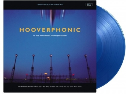 Hooverphonic - A New Stereophonic Sound Spectacular (2021 Reissue, Music On Vinyl, Limited Edition, Transparent Vinyl, LP)