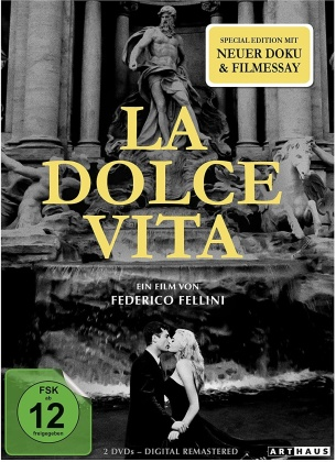 La dolce vita (1960) (Digital Remastered)