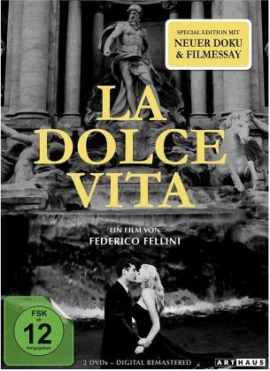 La dolce vita (1960) (Digital Remastered, 2 DVDs)