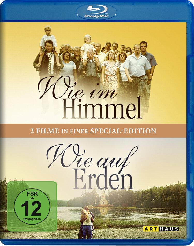 Wie im Himmel / Wie auf Erden (2 Blu-rays)